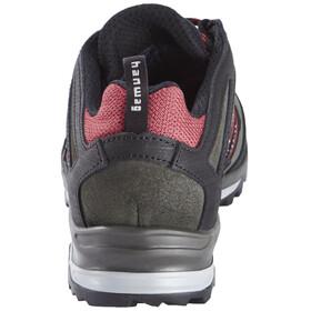 Hanwag Belorado Low Lady GTX - Chaussures Femme - gris/rouge